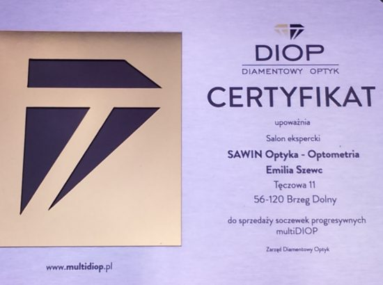 Diop-certyfikat